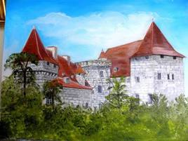 Chateau de Gourdouville Tarn et Garonne