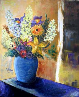Etude de fleurs