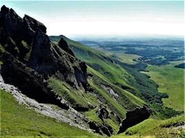 randonnée au Puy de Sancy ..