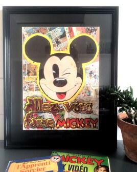 Allez vous faire Mickey