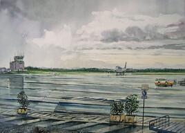 Aéroport du Lamentin Fort-de-France.