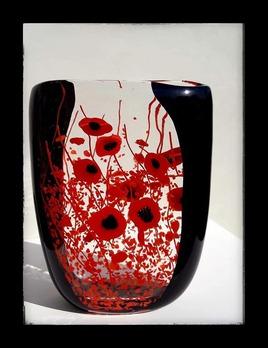 vase avec fleures