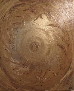 La cymbale dorée