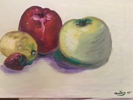Étude de fruits