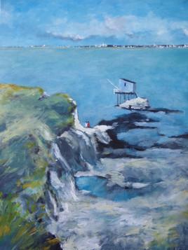 L'estuaire en face de Royan