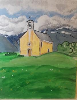 Chapelle Saint-Étienne Poligny