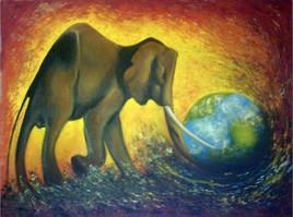Le jour où l'éléphant régnera