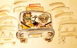 Ceinture et Bretelle d'Autoroute