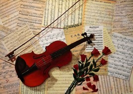 le violon à Juliane
