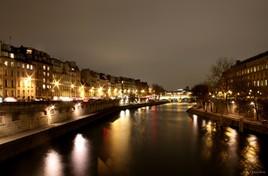 Vue sur la Seine