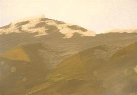 colline à l'ombre
