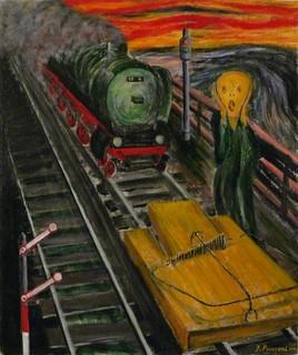Les lamentations du ferrovipathe