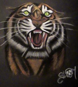tiger slay