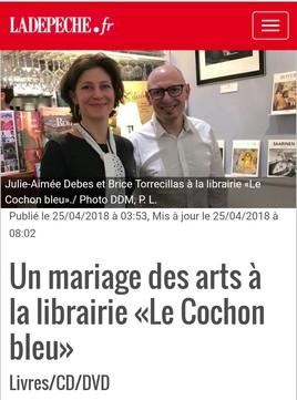 Article Presse 25/04/2018