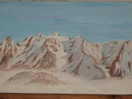 Mon premier Mont-Blanc