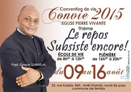 Convie 2015