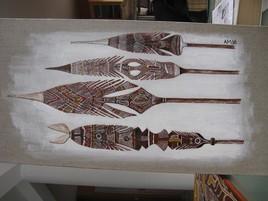 lances aborigènes