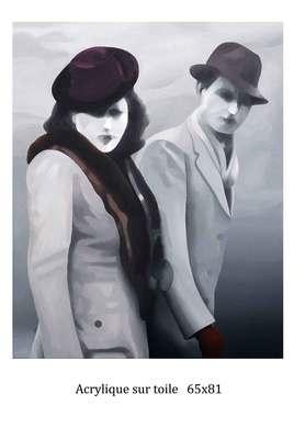 Couple-Marc Palluy