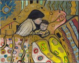 L'enfant et sa mère