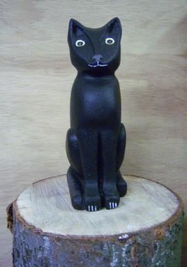le deuxieme chat noir