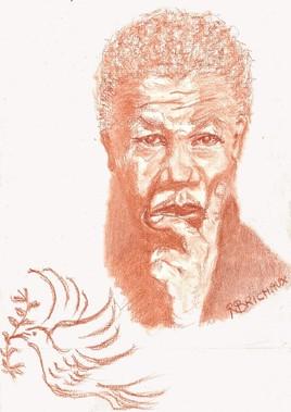 Madiba forever !