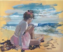 Une fille et la mer 2