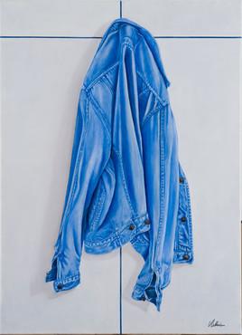 Le blouson de jean