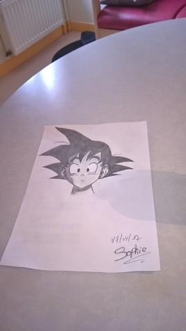 Petit Son Goku