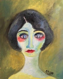 """""""La Femme paysage"""""""