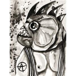 Punk Piranha