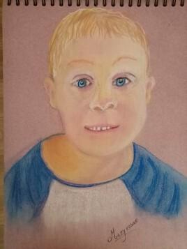Portrait de Valentin