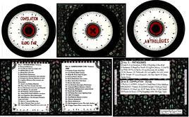 visuels intérieur pochette de cd compil 38 ans de la radio FMR!