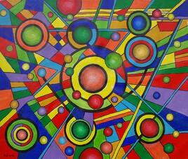 abstraction géométrique 1