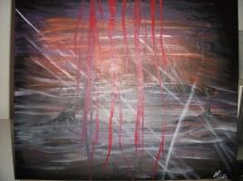 Peinture apocalypse
