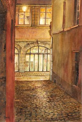 Petite rue Tramassac (version 2021)