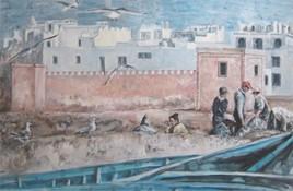 Essaouira, la belle
