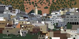 Moulay Idriss Zarhoune-Maroc