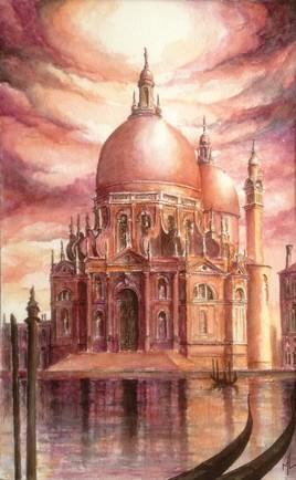 Venise - La Salute