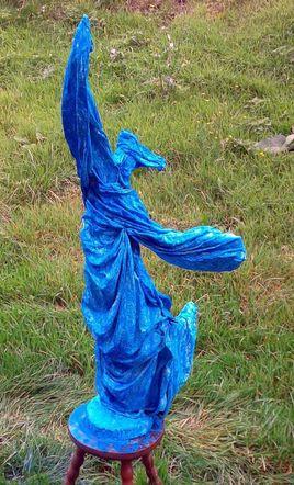 la danse bleue