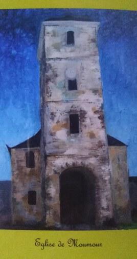 Eglise de Moumour