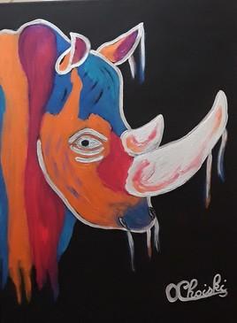 Le Rhino de Caro