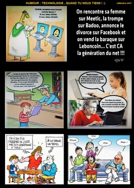 humour : technologie :)