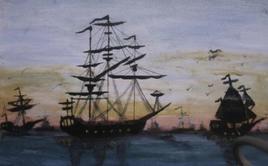 le port des pirates