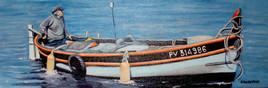Pecheur à Collioure