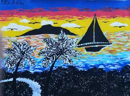 Mer d'Haïti