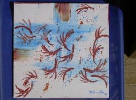 Envolée de plumes