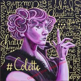 #Colette