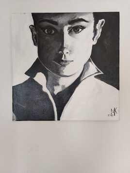 Portrait ingénue