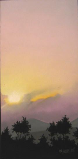 Crépuscule feutré