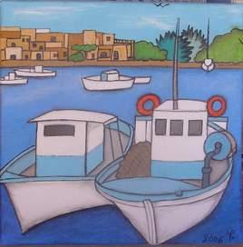 port de pêche de mallorca